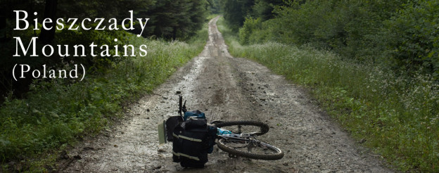 Los montes Bieszczady - Los Cárpatos polacos en bicicleta